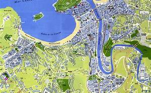 San Sebastian Tourism  In The Heart Of The Tourist Area Of
