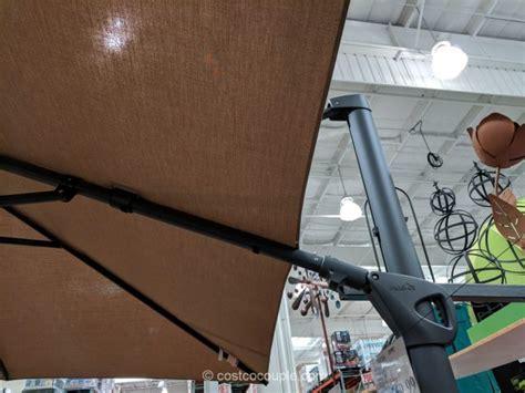 proshade square cantilever umbrella
