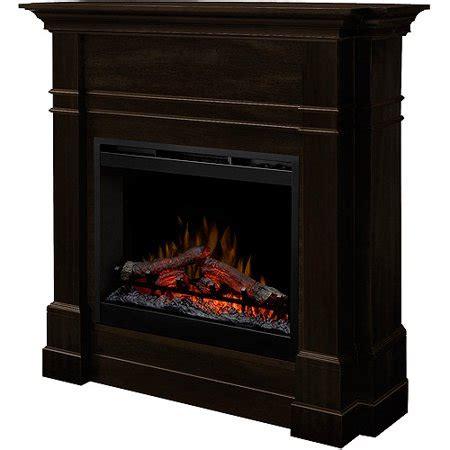 walmart electric fireplace dimplex dfp26 5337es compact electric fireplace espresso