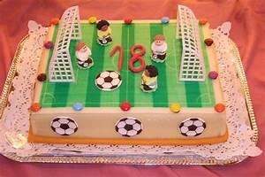 Fußball Torte Rezept : fu ball torte zuckert tentorte kindergeburtstagtorte ~ Lizthompson.info Haus und Dekorationen