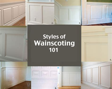 Kitchen Cupboard Paint Ideas - styles of wainscoting elizabeth bixler designs