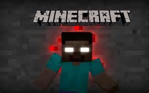YouTube Minecraft Herobrine