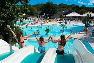 camping en bretagne avec parc aquatique camping mane With camping region parisienne avec piscine