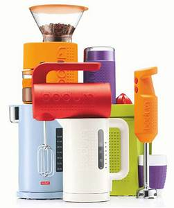 WANTED: Bodum's Bistro Kitchen Appliances