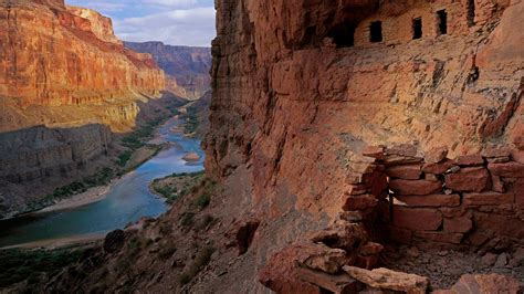 nankoweap granaries   grand canyon  arizona