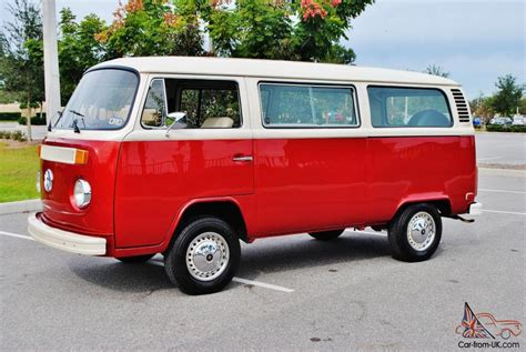 Frame Off Every Nut Bolt 1975 Volkswagen Type 2 Bus This