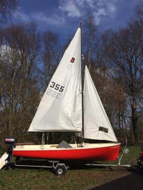 Zeilboot Eenpersoons by Barnegat 505 Familie Zeilboot Advertentie 712256