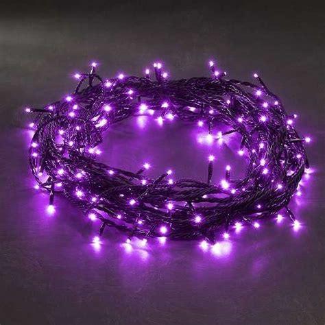 licht deko weihnachten neu 100 leds lichterkette lila weihnachten beleuchtung weihnachtsdeko licht deko