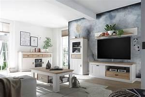 Wohnwand Im Landhausstil : cleveland von mca wohnwand im landhausstil wohnw nde online kaufen ~ Orissabook.com Haus und Dekorationen