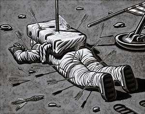 """Стенли Кубрик: """"все полеты на Луну были фальшивые, это я ..."""