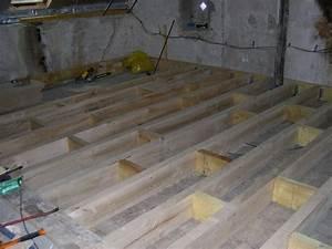 Plancher Bois Etage : renforcer plancher bois existant 17 messages ~ Premium-room.com Idées de Décoration