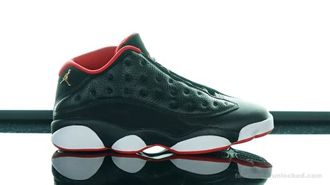 air jordan retro 13 red gold