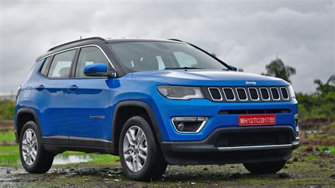jeep compass price jeep compass 2017 price mileage reviews specification