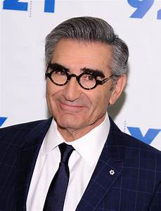 "Eugene Levy: ""Schitt's Creek"" Star on Playing It Straight ..."