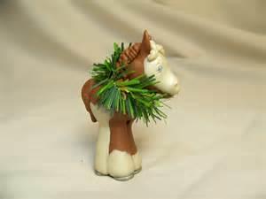 handmade ornament polymer clay custom by redwyvernstudio