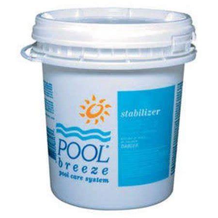 arch chemical  pool breeze stabilizer walmart canada