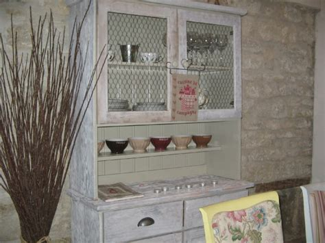 meuble cuisine repeint vaisselier photo 5 6 vaisselier customisé