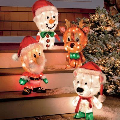 images  outdoor christmas decorations