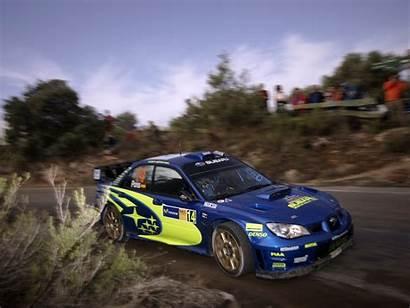 Subaru Wrc Wallpapers Impreza Desktop 2006 Racing