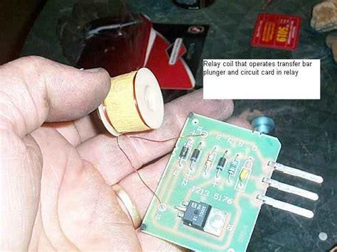 glow plug relay wiring diesel bombers
