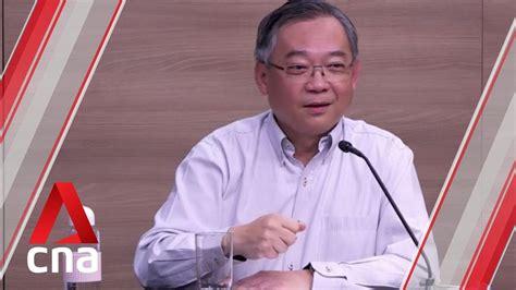 "Born 9 february 1959) is a singaporean politician. COVID-19: Gan Kim Yong explains use of term ""circuit ..."