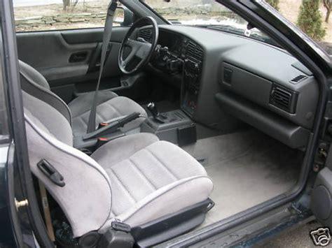 Corrado Interieur by 1993 Vw Corrado Interior German Cars For Sale