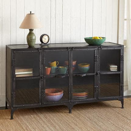 metalworks multi  sideboard country style furniture