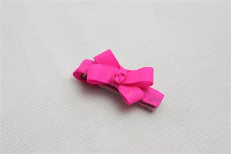 how to make baby hair how to make baby hair bows with no slip grip material 14