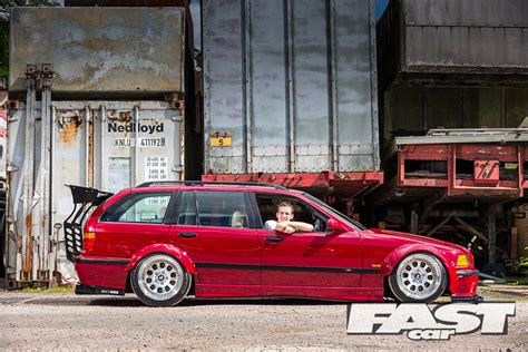modified bmw m3 modified bmw e36 m3 touring fast car