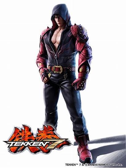Tekken Jin Kazama Sasuke Wallpapers Deviantart
