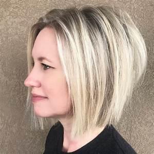 Coupes Cheveux Mi Longs 2018 : coupes pour cheveux mi longs tendance 2018 coiffure simple et facile ~ Melissatoandfro.com Idées de Décoration