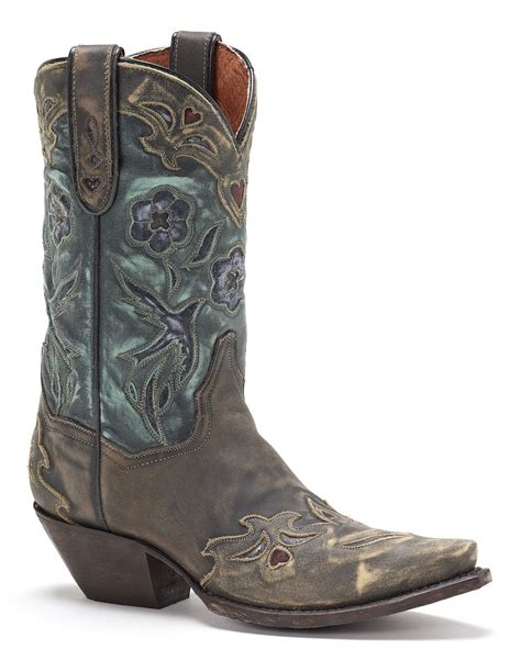 Boot Barn Boots Sale by Dan Post 11 Vintage Bluebird For Sale Western Boot Barn