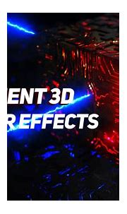 After Effects Element 3D Tutorial - Lighting Cube ...