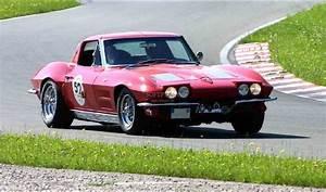 "Chevrolet Corvette C2 ""Sting Ray"" group GT (1963) - Racing ..."