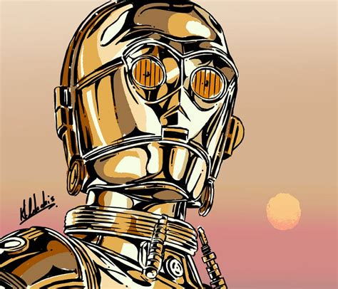retro star wars pop art 3 Sci Fi Design