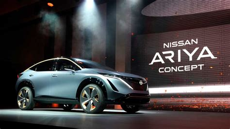 nissan reveals     future electric suv