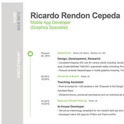 Ios Developer Resume Headline by Ios Developer Resume Exles
