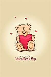 41 Cute Valentine iPhone Wallpapers Free To Download ...