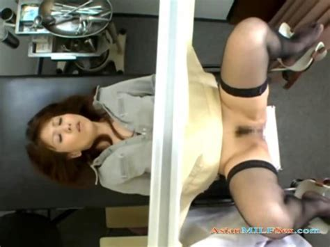 Asian Milf Fucked By 2 Gynecologist And Creampied On Gotporn