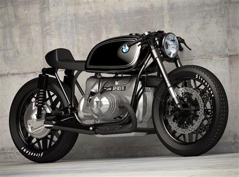 Custom Bmw Motorcycle Concepts By Ziggy Moto