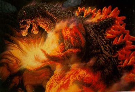 Godzilla Meltdown (artist Unknown)