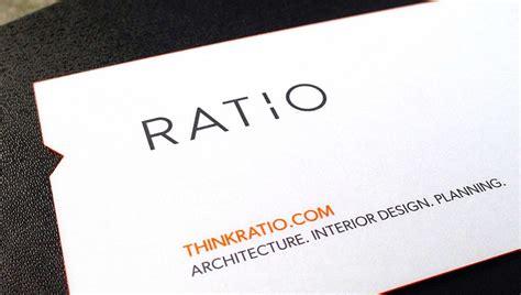 Ratio Architecture, Interior Design + Planning