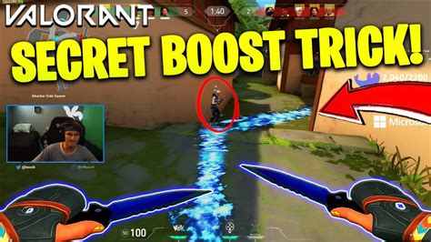 *NEW* SECRET BOOST TRICK   Valorant BEST MOMENTS and FUNNY ...
