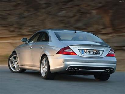 Cls Mercedes Amg Benz 55 2005 Tapety