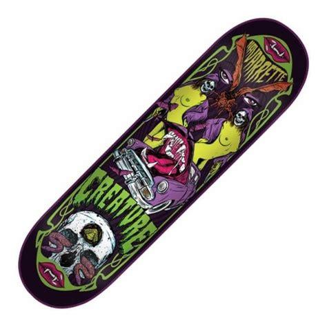 creature skateboard decks uk creature skateboards navarrette hesh trippers skateboard