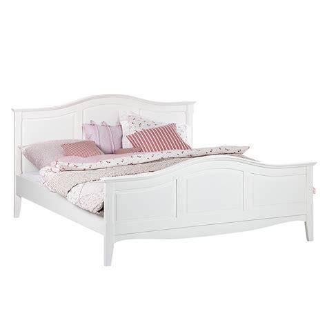 Betten In Weiß by Bett Im Landhausstil In Wei 223 Kaufen Home24