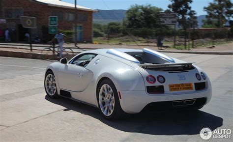 Also In Southafrica, The Veyron 164 Grand Sport Vitesse