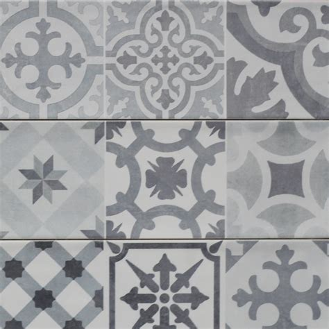 tiles and decor 100x300mm decor bulevar cold gloss spanish wall tile