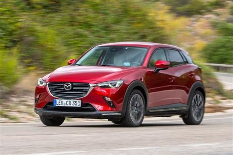 Mazda Cx 3 2020 Uk by New Mazda Cx 3 2018 Facelift Review Auto Express