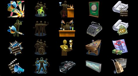 Icons designed for The Sims 2 for the Console and Sims 2 ...